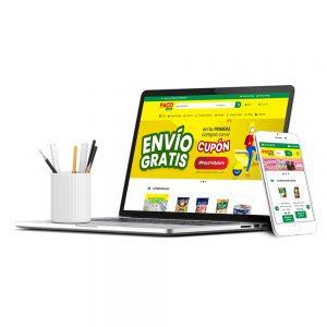 PacoMarket – Supermercado Online